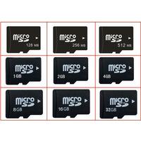 Real Full Capacity Micro SD TF Memory Card +Card Reader + Transfer Adapter 2GB 4GB 8GB 16GB 32GB Carta di TF Cartao tarjeta