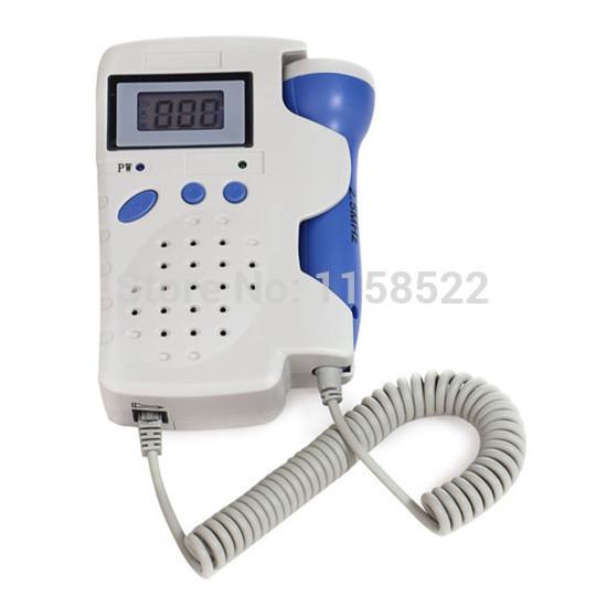 Doctor Listening to Heart Heart Listener Doppler For