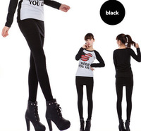 2014 Spring Autumn Fashion Solid Divided Skirt Legging Women Casual Comfortable Leggings 3 Colors KD-8008