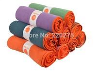 silicone nub skidless yoga towel Skidless Premium Mat-Size Yogitoes towel 100% silicone eco nubs nine colors yogitoes yoga towel