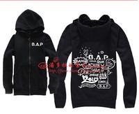 2014 Autumn BAP / Best.Absolute.Perfect fan meeting hoodie BAP Sweater bap kpop b.a.p korean