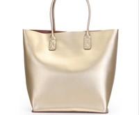 2014 spring and summer fashion women's fashion genuine leather handbag luxury one shoulder cross-body winter big bag