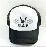 2014 Autumn BAP / Best.Absolute.Perfect fan meeting BAP kpop b.a.p korean cap / hat should aid b.a.p matoki