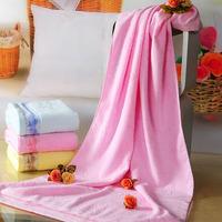 100% cotton bath towel 140*70cm adult absorbent  thickening cotton bath towel HD1020