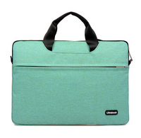 New 2014 laptop bags for men and women notebook bags for 10 11 12 13 14 15 15.6 inch computer bags with single shoulder belt
