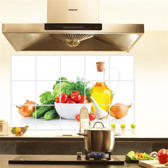 decoracao cozinha diy:Vegetable Kitchen Wall Decor