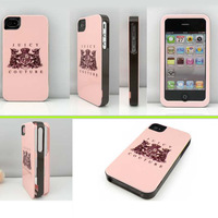 JC Tide brand Juicy Case for iPhone 5/5S 3 in 1 Couture Plastic phone case Skin Cover capa celular Retail packaging