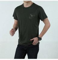 Mens AFS Sports Utility Outdoor Cotton Short Sleeve T Shirt Male O Collar Tops Plus Size M- XXXL Homens Camiseta