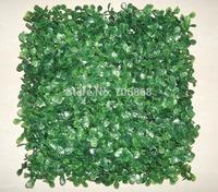 Top Cheapest Artificial plastic boxwood mat 10''*10''