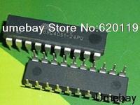 20 PCS AT89C4051-24PU DIP-20 89C4051 4K Bytes Flash /FREE Registered Mail