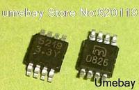 100 PCS MIC5219-3.3BMM MIC5219 3.3V Output LDO Regulator / FREE Registered Mail