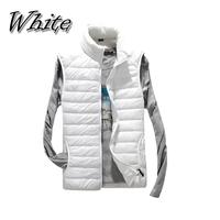 Hotselling Men down cotton waistcoat,couple winter clothes light vest,unisex sleeveless jacket colete masculino WM0004/Z