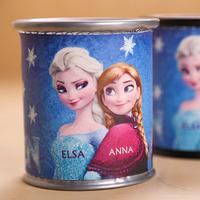 Pen Holders Elsa Anna Olaf Pencil Vase Cartoon  Brush Holder Free Shipping