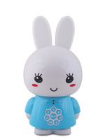 Alilo G6 2GB Cute Rabbit Children's MP3 Player Russian Language Speaker Kids' Good Educational Learning Toys (Blue)