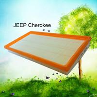 C35157 wholesale yellow paper car air filter for Jeep OEM 30862730 auto part 34*17*4cm C35941