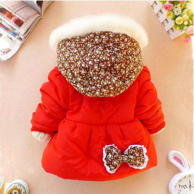 Зимняя одежда для девочек ,