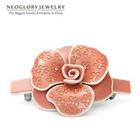 Neoglory Czech Rhinestone Flower Charm Hairwear Jewelry for Women Fashion Jewelry Accessories 2014 New Party Gift Arrival