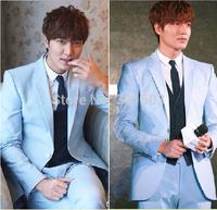 M/L/XL/XXL Floral printing blazer suit men blaser terno masculino Autumn man jackets 2014 New slim fit blazers Free Shipping