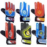 y direct football goalkeeper gloves Longmen goalkeeper gloves, a variety of multi team gloves for children sports gloves