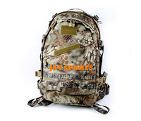 TMC A3 Style MOLLE Assault Pack 3 Day Backpack In Mandrake+Free shipping(SKU12050358)