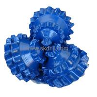 6'' IADC 126 steel tooth tricone bit / rock roller bit