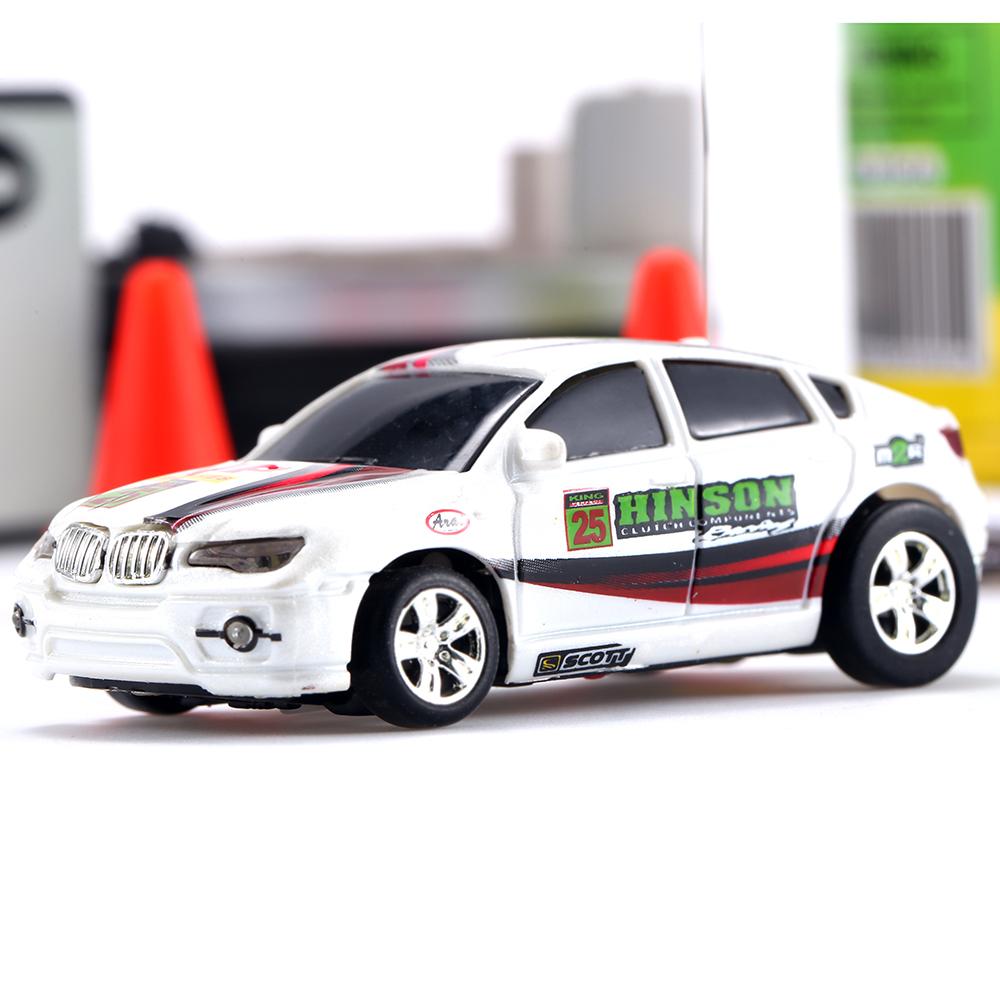 4 Channels Remote Control Car Model Radio RC Electric Car Model Coke Can Mini Racing Car Children Educational Kid Toys FLM4152(China (Mainland))