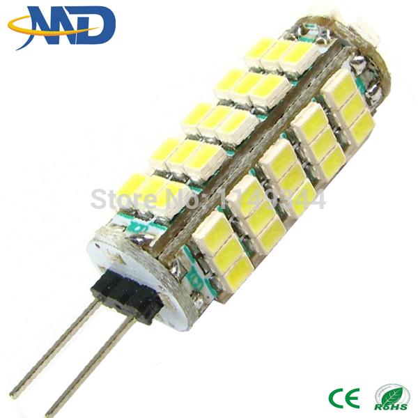High quality (2pcs/lot) G4 5W Led Car Bulb SMD 5050 Led Bulbs 220V Warm/Cool White Led G4 Bulb 5W Chandelier Led(China (Mainland))