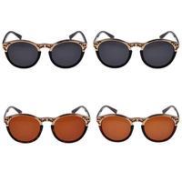 Fashion vintage eyeglasses sport retro Korean version of casual fashion polarized sunglasses