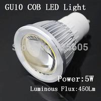 lampada led GU10 E27 led lamps light 5W 110V 220V Led Spot Light Bulbs Spotlight Crystal Chandelier Lighting