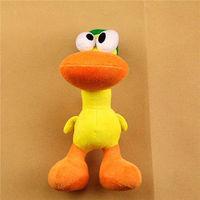 New TALK & SOUND Toy Bato 22cm Yellow Pocoyo PATO Plush Figure Toy Doll