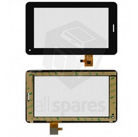 "Touch screen for China-Tablet PC 7"" Tablet, (black, capacitive, 10 pin, (190*118 mm)) #YJ036FPC-V0/YJ037FPC-V0"