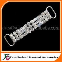 2014 wholesale diamante bikini connector for free shipping