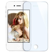 2.5 Arc edge 0.26mm Slim Tempered Glass Film Screen Protector For iPhone 4 4G 4S