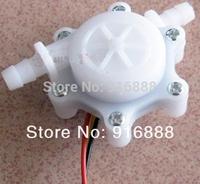 2pcs/lot, Water dispenser flow sensor, Coffee Machine flow meter, Water flow sensor,free shipping