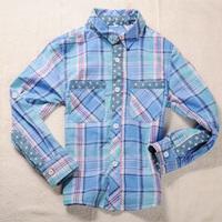 Summer Kids Brand Plaid polo Shirt Children 100% Cotton long Sleeve polo Shirts Boy England Style shirt