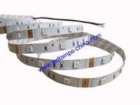 dhl free shipping 5m/roll 150led flexible smd 5050 30led/m led strip light