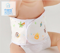 baby navel protect belt cotton baby belly button protective belt to Protect children sleeping of time don't catch a cold AG17