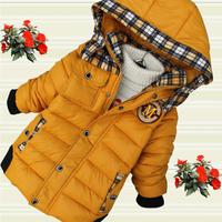 D86 children's clothing winter 2013 male child wadded jacket cotton-padded jacket gossip child cotton-padded jacket boy child