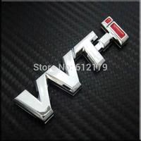 Car Badge  Emblem Sticker Trunk side   VVT-I VVT I
