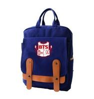 The new BTS shipping bag shoulder bag bts bangtan boys No. portable shoulder bag bts poster bts album b.a.p bag