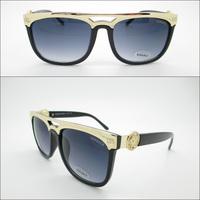 2014 male women's general glasses trend anti-uv sunglasses personalized sunglasses