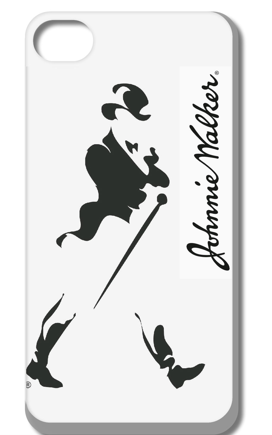 free shipping!2014 new arrival HOT selling johnnie walker designs luxury Black hard case cover for iphone5 5s(China (Mainland))