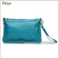 Hot Sale! 2014 New Women Korean Style Genuine Leather Fashion Handbag Designer Lady Wallet Clutch Purse Evening Bag FG519