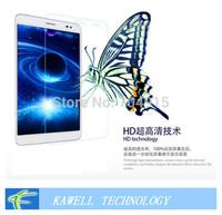 3pcs a lot Huawei honor X1 tempered glass screen guard 2.5D ultra thin 0.26mm free shipping