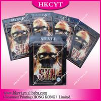 SYN 11g herbal incense ziplock bag for sale / SYN aluminum foil spice potpourri bag