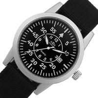 2014 new fashion Sport Military wristwatch men canvas nylon strap army watches quartz business ODO watches