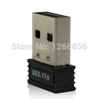 New arrival!! USB Mini WiFi Wireless Adapter WI-FI Network Card 802.11N 150M Networking WIFI Adapter, Wireless 11N USB Adapter(China (Mainland))