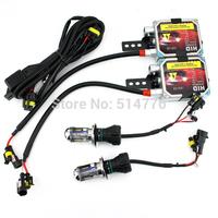 HID Xenon lamp kit H4 H/L 8000 K,car light source