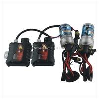 H3 35W 2600lm 6000K White Light Car HID Xenon Headlight w/ Ballasts Kit (9~16V)