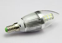 LED candle lights bulb lamp High brightness lights E14 5W 2835SMD Cold white/warm white AC220V 230V 240V 110V 120V 130V 4pcs/lot
